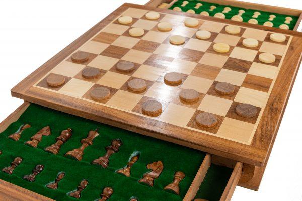Chess & Checkers (10)