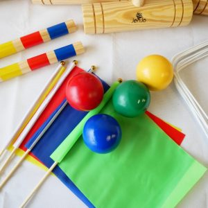 Croquet Set Premium - Jenjo Games