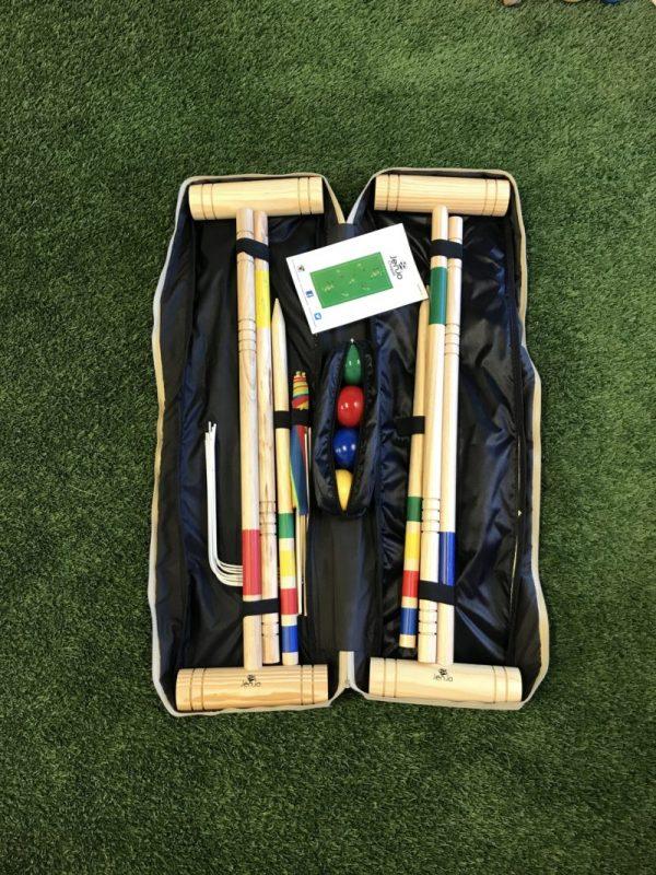 Croquet Set Premium – Jenjo Games