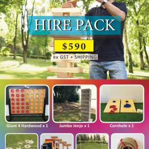 Hire Pack