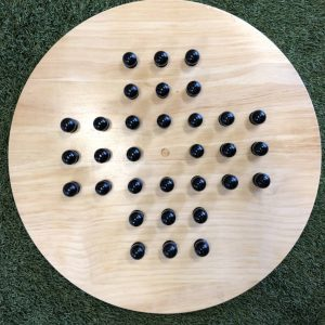 Giant Solitaire - Chinese Checkers